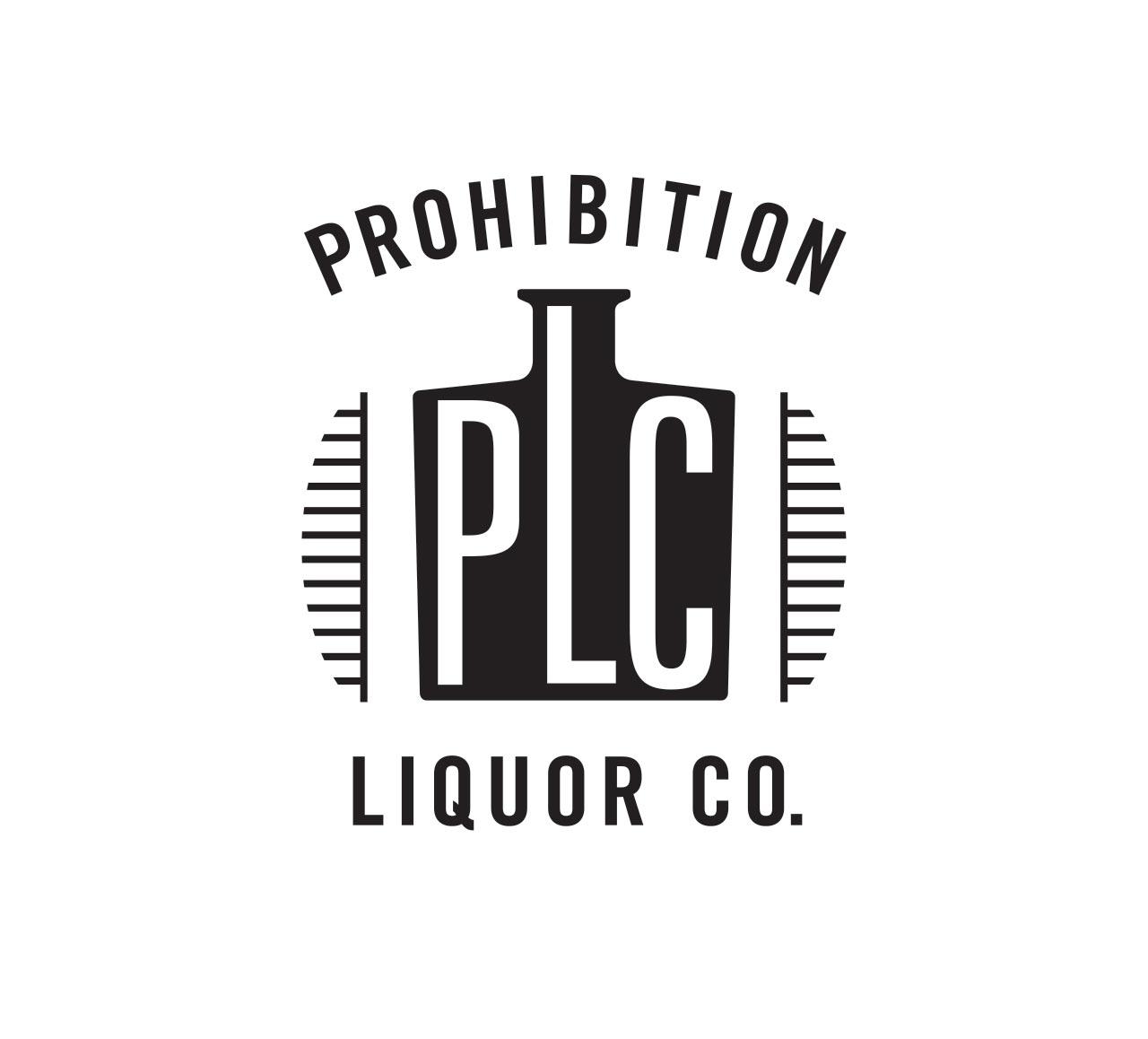 Prohibition Liquor Co logo