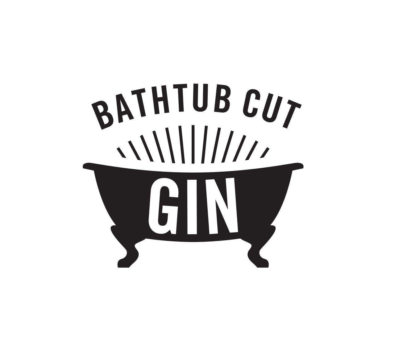 Prohibition Bathtub Cut Gin logo