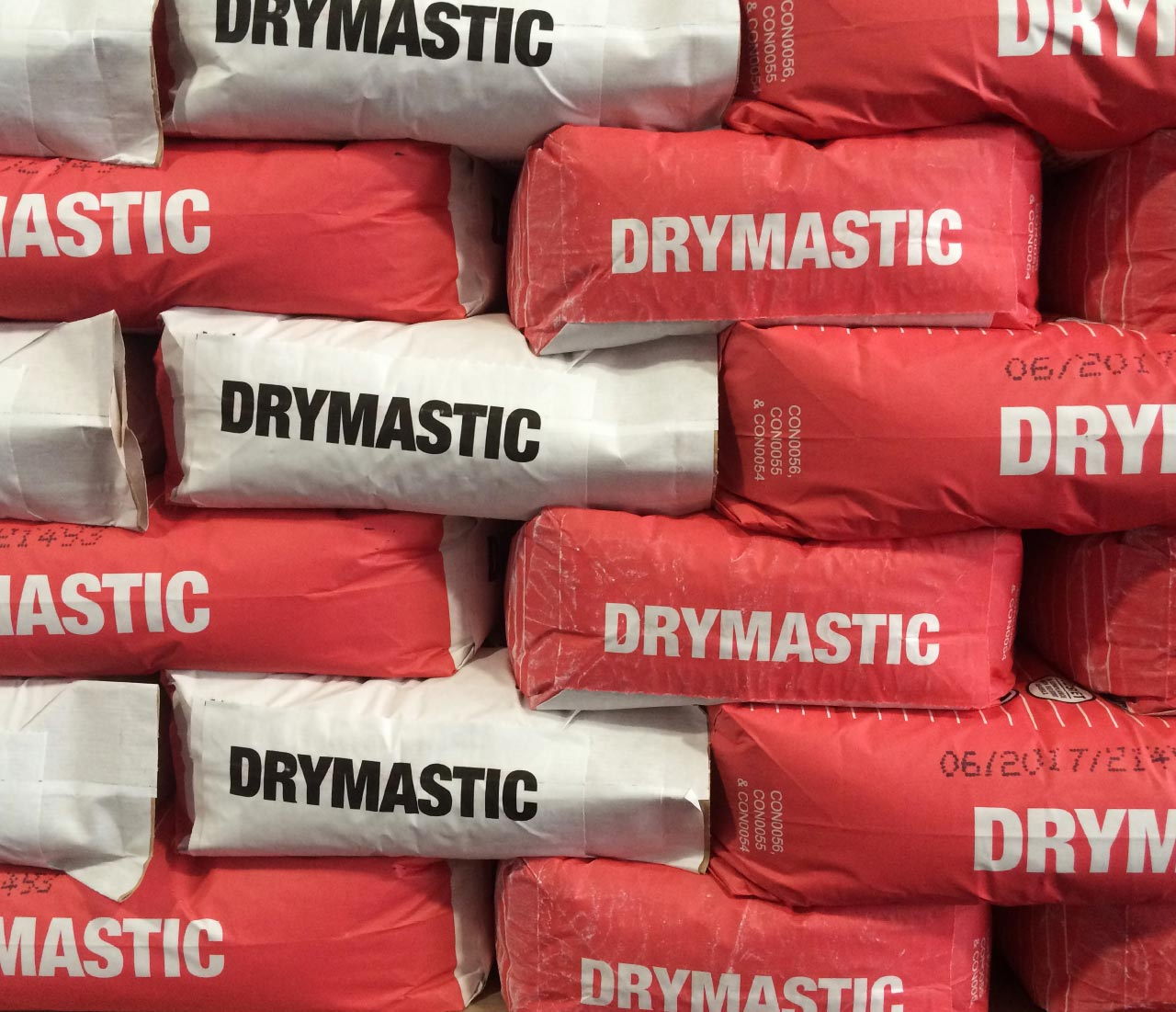 Dribond Construction Chemicals Drymastic